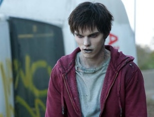 Photo Flash: First Look - Nicholas Hoult in WARM BODIES