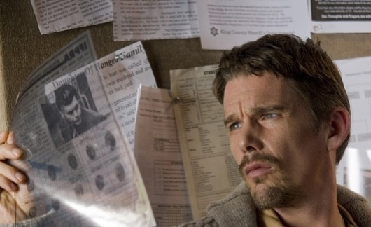 Photo Flash: First Look - Ethan Hawke in SINISTER