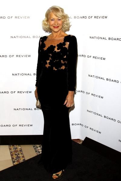 Helen Mirren at Viola Davis, Rosie O'Donnell, et al. Attend National Board of Review Gala