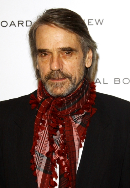 Jeremy Irons at Viola Davis, Rosie O'Donnell, et al. Attend National Board of Review Gala