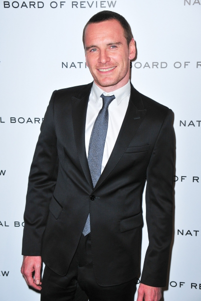 Michael Fassbender at Viola Davis, Rosie O'Donnell, et al. Attend National Board of Review Gala