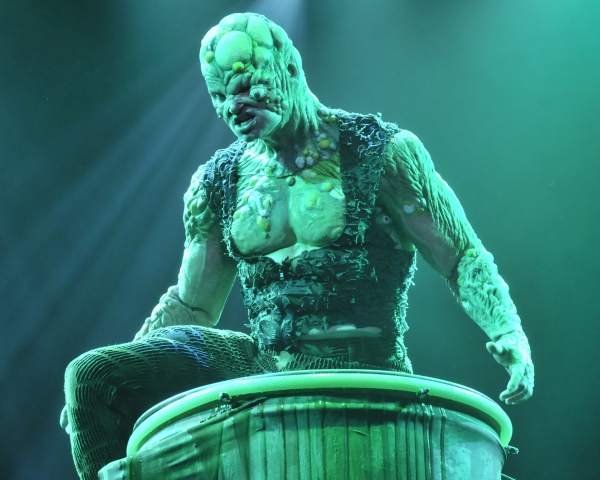 Photo Flash: Maroulis, Opel et al. in Alley Theatre's THE TOXIC AVENGER- Full Coverage!