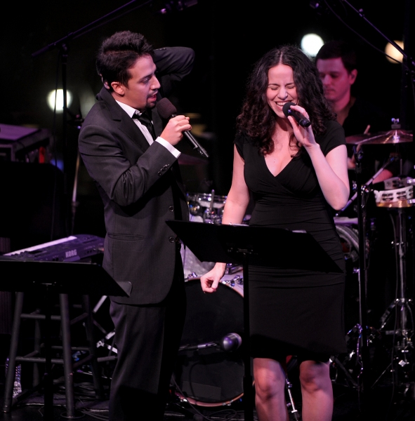 Photo Coverage: Lin-Manuel Miranda Previews New Material for Lincoln Center's AMERICAN SONGBOOK Series
