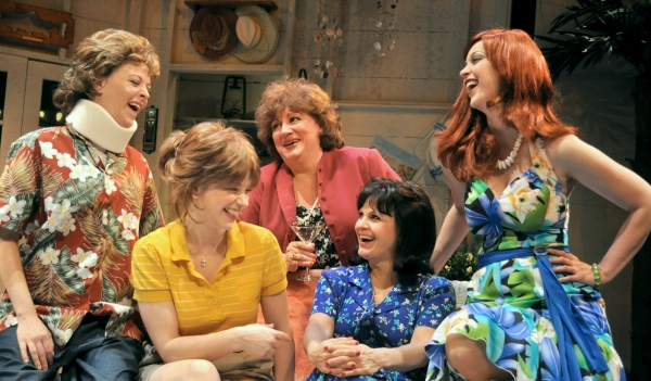 Photo Flash: Beef & Boards Dinner Theatre Presents DIXIE'S SWIM CLUB