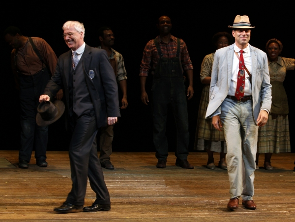 Photo Coverage: PORGY & BESS Opening Night Curtain Call!