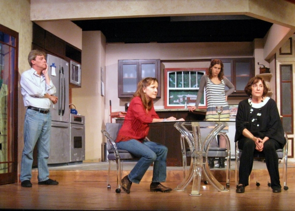 Photo Flash: Kentwood Players' RABBIT HOLE