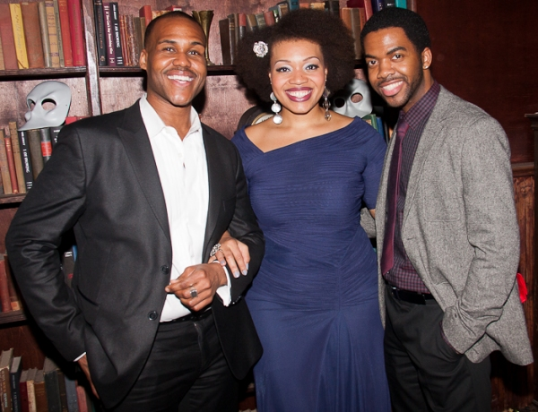 Photo Coverage: THE GERSHWIN'S PORGY & BESS Celebrates Opening Night on Broadway!