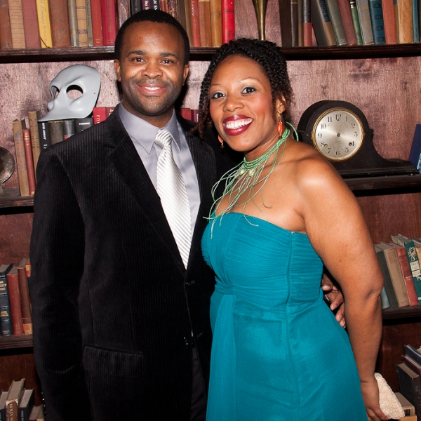 Phumzile Sojola and Andrea Jones-Sojol