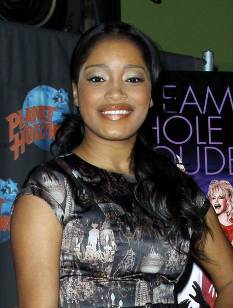 Mandatory Credit: Photo by Henry Lamb/Photowire / BEImages (896055s)Keke Palmer'Joyful Noise' photocall at Planet Hollywood, New York, America - 13 Jan 2012 at Jeremy Jordan, Dolly Parton Celebrate JOYFUL NOISE Release at Planet Hollywood