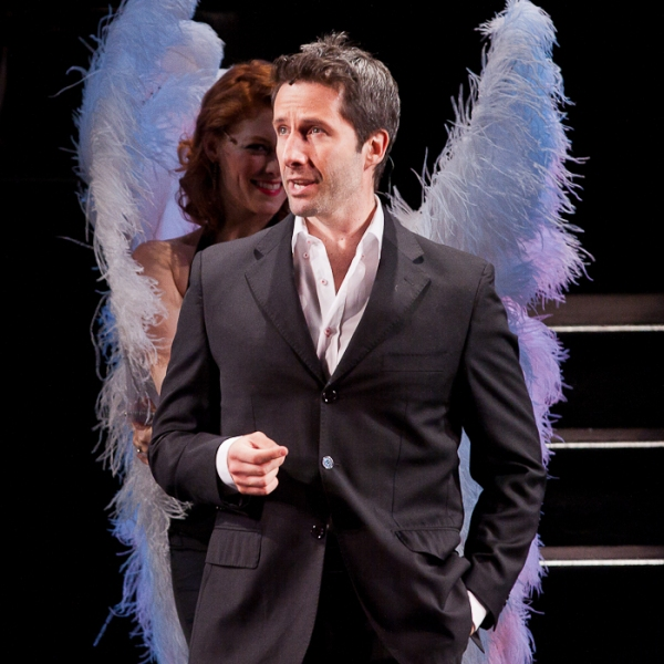 Photo Coverage: Marco Zunino Joins CHICAGO!