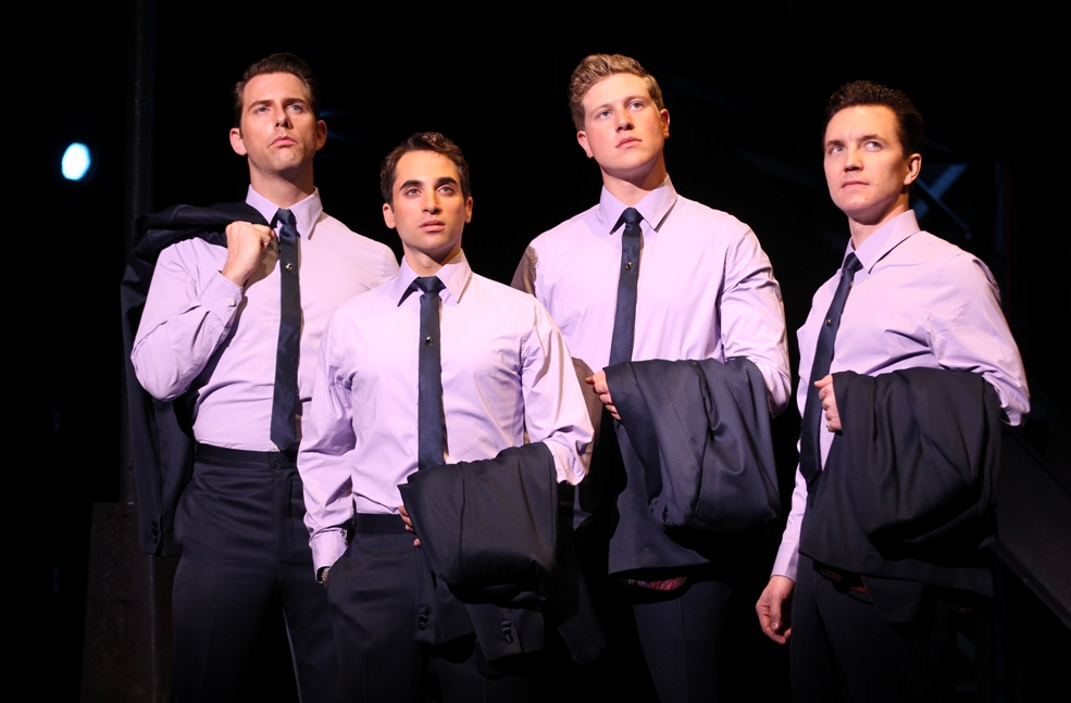 BWW FLORIDA Review JERSEY BOYS One Of The Greatest Musicals You Will Ever See