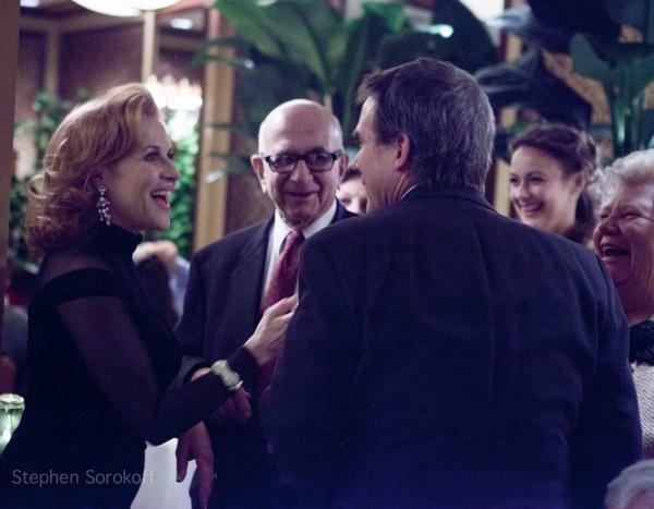 Anna Bergman, James S. Marcus, Scott Corzine Photo