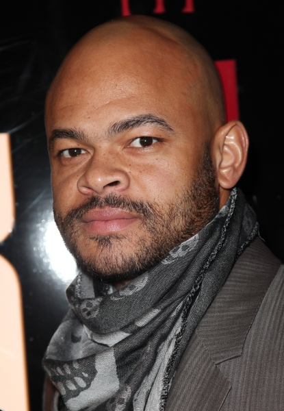 Anthony Hemingway at Arrivals at BET Honors 2012