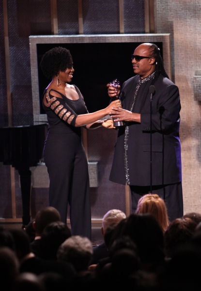 India Arie & Stevie Wonder