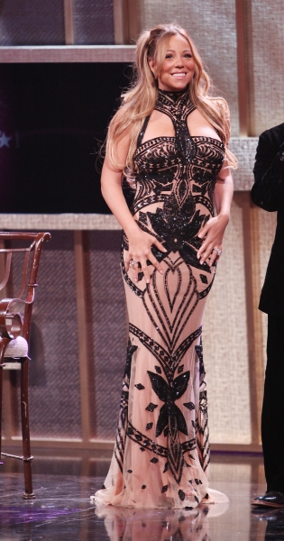 Mariah Carey  at BET Honors 2012 Awards Presentation