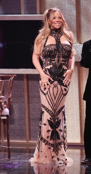 Mariah Carey  at BET Honors 2012 Awards Presentation