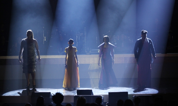 Queen Latifah, Willow Smith, Cicely Tyson and Jill Scott