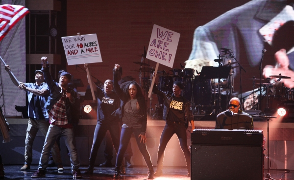 Photos: BET Honors 2012 Awards Presentation