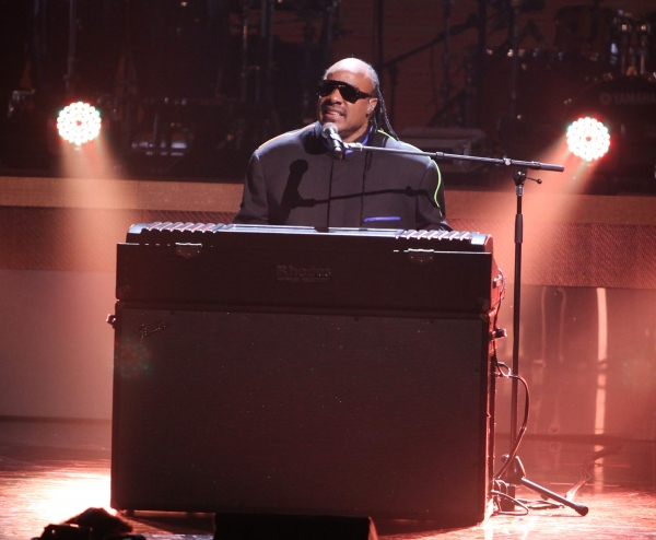 Stevie Wonder  at BET Honors 2012 Awards Presentation