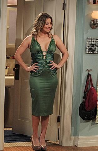 Kaley Cuoco at Sneak Peek - CBS's THE BIG BANG THEORY's 100th Episode, Airing 1/19