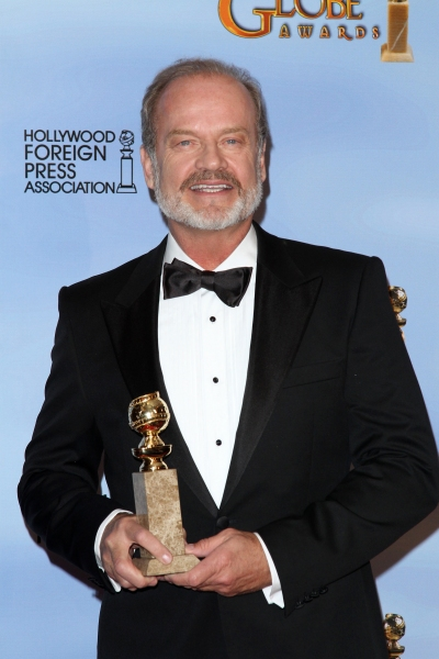 Kelsey Grammer pictured at the 69th Annual Golden Globe Awards held at the Beverly Hilton Hotel in Beverly Hills, California on January 15, 2012. © RD / Orchon / Retna Digital. at 2012 Golden Globe Awards - The Winners!
