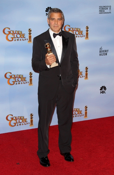 Photo Coverage: 2012 Golden Globe Awards - The Winners!