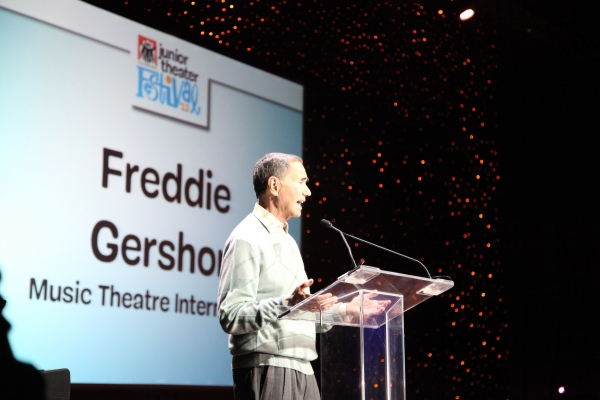 Photo Flash: SMASH Team Supports Junior Theatre Festival