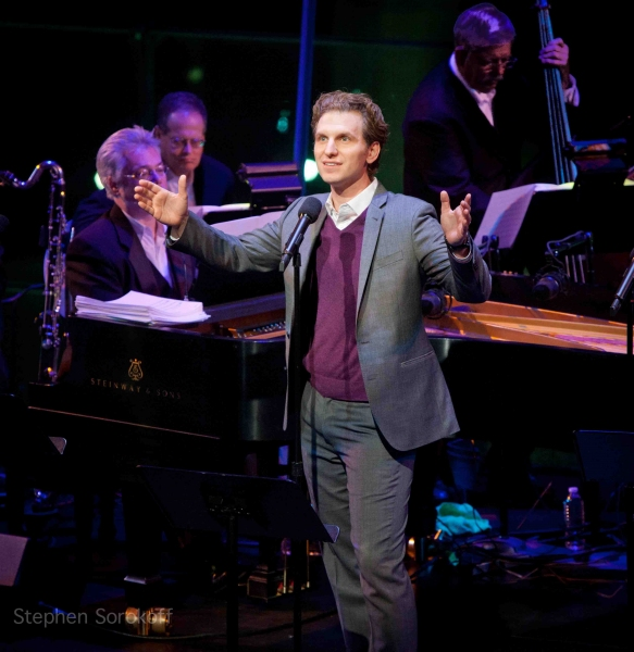 Photo Coverage: Sebastian Arcelus, Ann Harada, et al. Perform at William Finn's AMERICAN SONGBOOK Concert