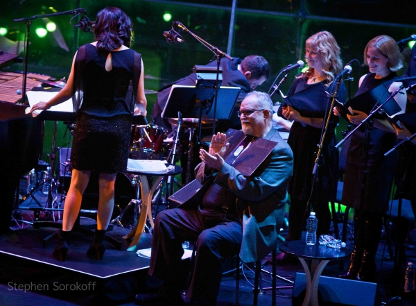 Deborah Abramson & William Finn at Sebastian Arcelus, Ann Harada, et al. Perform at William Finn's AMERICAN SONGBOOK Concert