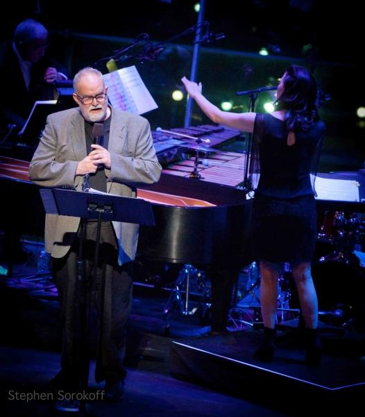 William Finn & Deborah Abramson at Sebastian Arcelus, Ann Harada, et al. Perform at William Finn's AMERICAN SONGBOOK Concert