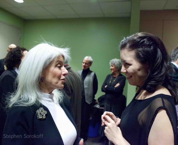 Jamie deRoy & Deborah Abramson