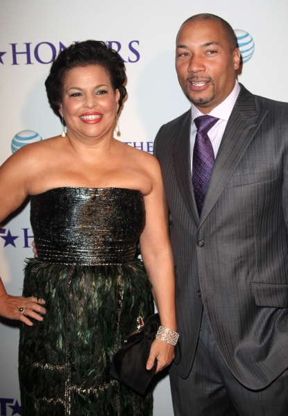 Debra L. Lee & Montez J. Anderson  Photo