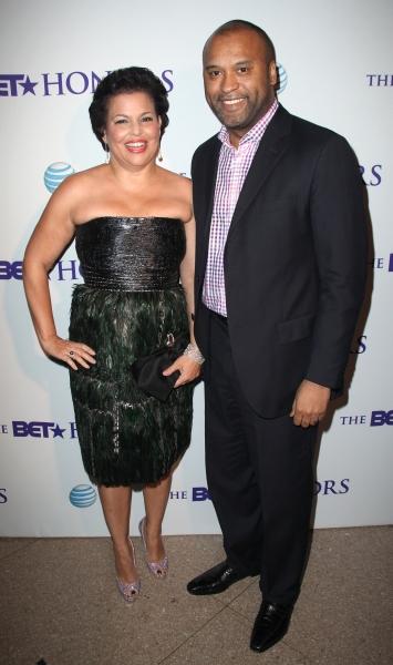 Debra Lee & Randell Coleman  Photo