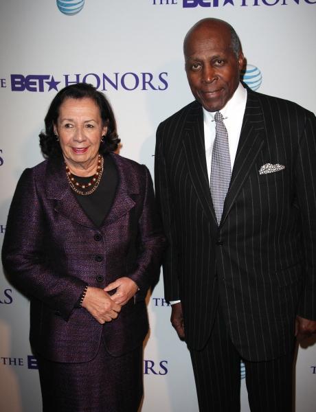 Ann Jordan & Vernon Jordan