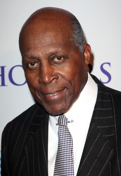 Vernon Jordan  at Aretha Franklin, Stevie Wonder, et al. at the 2012 BET Honors