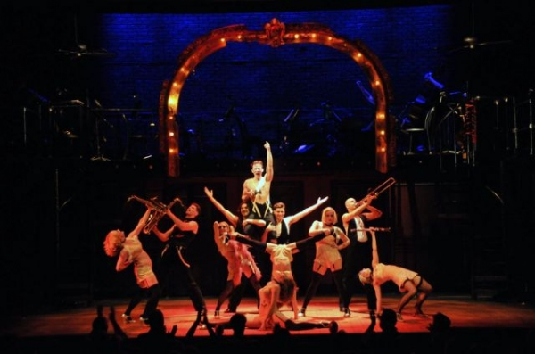 Photo Flash: First Loot at Kate Shindle in Maltz Jupiter's CABARET