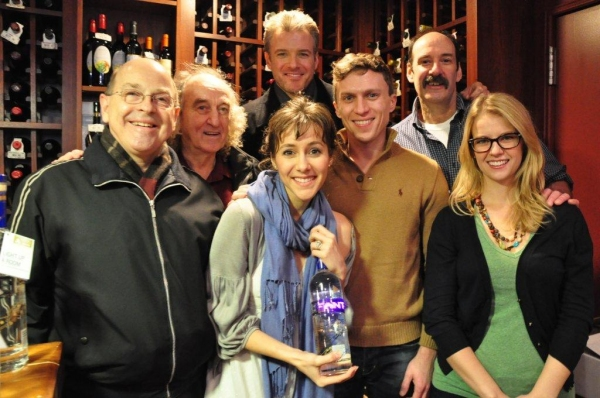 Photo Flash: Anthony Rapp, FANTASTICKS Cast et al. Help 'Charities to Benefit'