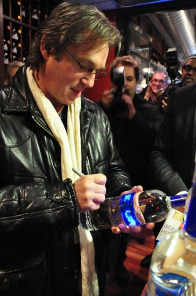 Photo Flash: Anthony Rapp, FANTASTICKS Cast et al. Help 'Charities to Benefit'