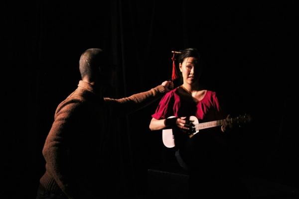 Photos: SPEAK UP CONNIE In Rehearsal