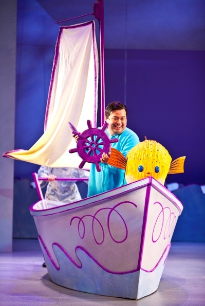 Don Darryl Rivera at Children's Theatre Company Presents HAROLD AND THE PURPLE CRAYON