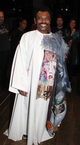 Photo Coverage: Inside the PORGY & BESS Gypsy Robe Ceremony!