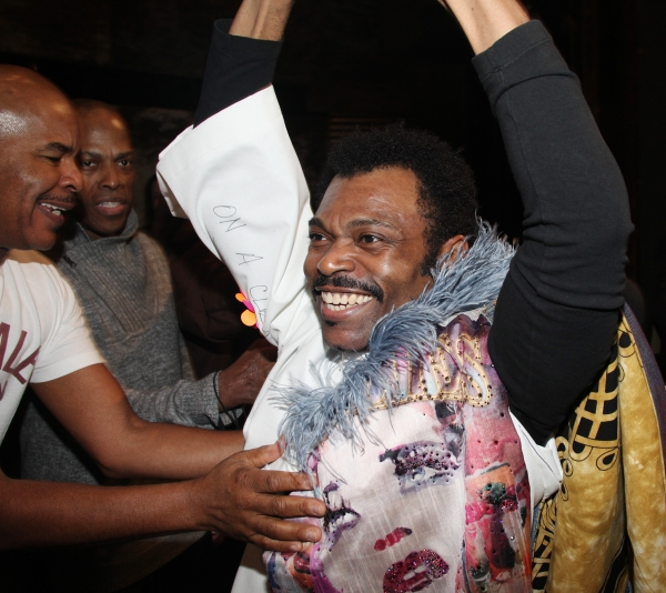 Photo Coverage: Inside the PORGY & BESS Gypsy Robe Ceremony!
