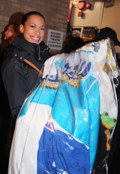 Kearran Giovanni (Gypsy Robe Recipient for Hugh Jackman-Back On Broadway)