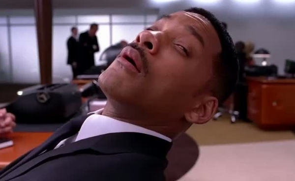 Will Smith at First Look - Photos From MEN IN BLACK 3