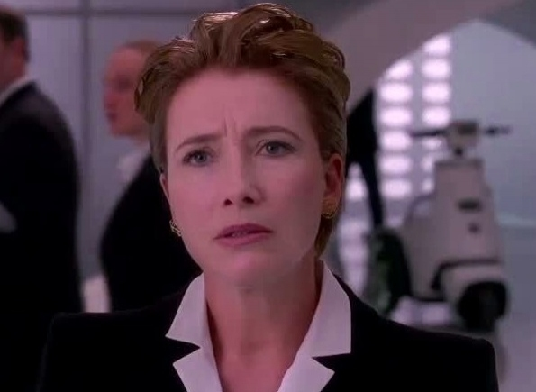 Emma Thompson at First Look - Photos From MEN IN BLACK 3