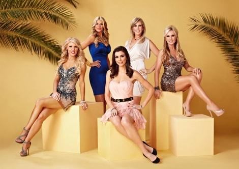 Gretchen Rossi, Alexis Bellino, Heather Dubrow, Vicki Gunvalson & Tamra Barney