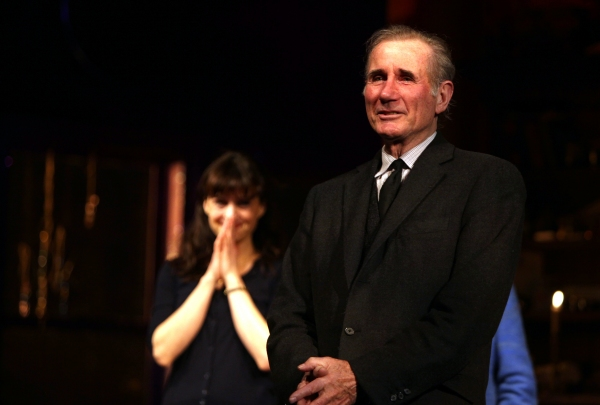 Photo Coverage: THE ROAD TO MECCA Opening Night Curtain Call
