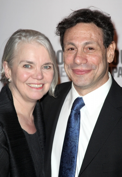 Susan Hilferty & Gordon Edelstein  at THE ROAD TO MECCA Opening Night After Party