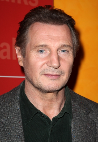 Photo Coverage: Liam Neeson & Joe Carnahan Visit TimesTalks
