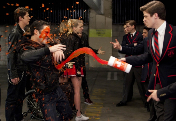 Photo Flash: First Look at GLEE's Michael Jackson Tribute Episode